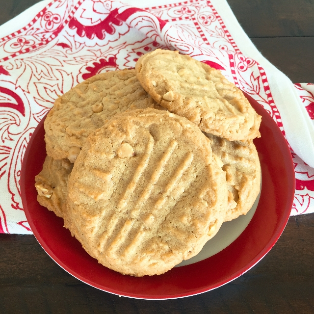 Double Peanut Butter Cookies – Recipe! Image 1
