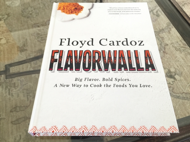 Flavorwalla by Floyd Cardoz – Cedar Plank Grilled Salmon with Aleppo Pepper and Lime Zest Recipe! Image 1