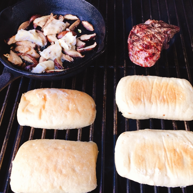 Grilled Steak, Shitake & Brie Sandwiches 021 (640x640)