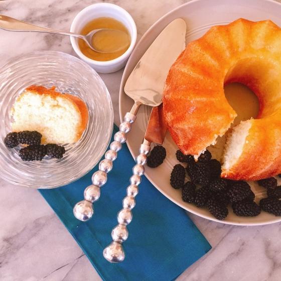 Coconut Rum Cake – Recipe! Image 1