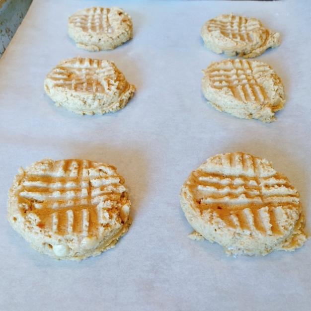 Double Peanut Butter Cookies – Recipe! Image 3