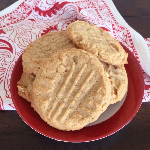 Double Peanut Butter Cookies – Recipe! Image 2
