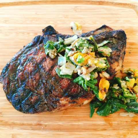 Grilled Rib Eye & Padron Pepper Relish 108 (480x480)