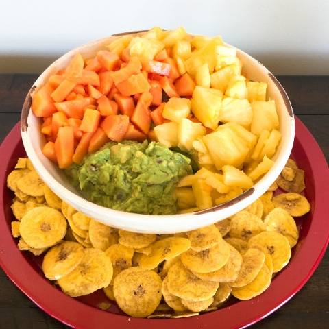 Tropical Guacamole – Recipe! Image 1