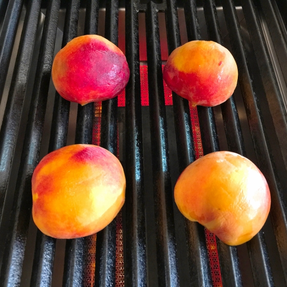 Watermelon & Grilled Peach Salad with Balsamic Drizzle 019 (560x560)