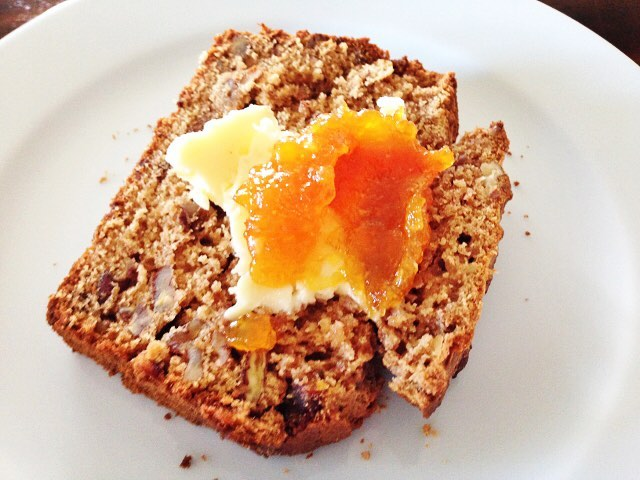 Weekend Mornings are the best! livelovelaughfood breakfast quickbreads mornings weekendshellip