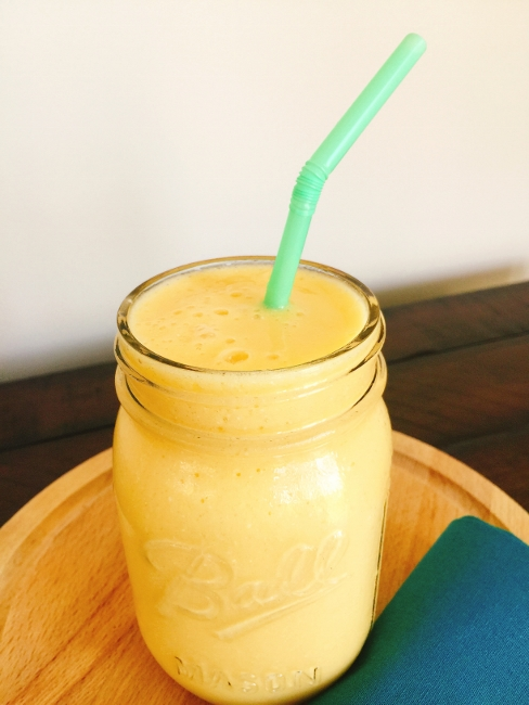 Tropical Protein Smoothie – Recipe! Image 1