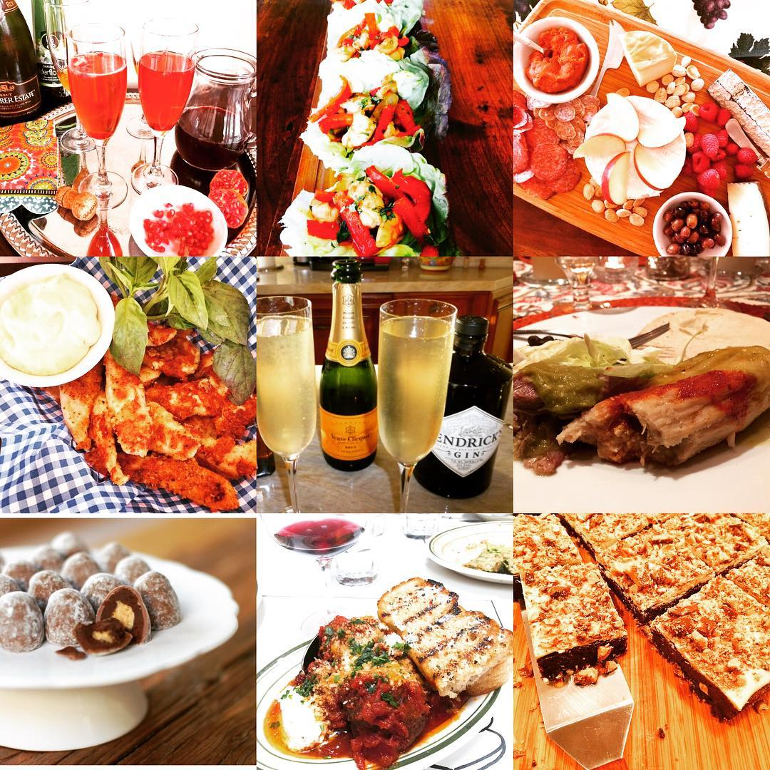 A Year in Food  2016! Thanks for following!! livelovelaughfoodhellip