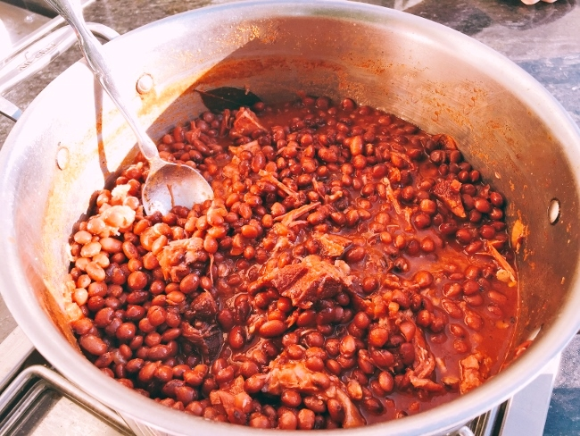 Ranchero Beans – Recipe! Image 1