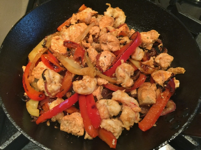 Salmon & Shrimp Fajitas 034 (640x480)