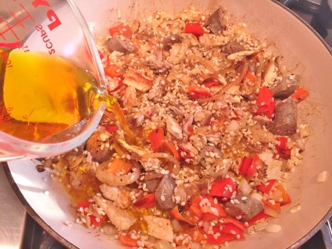 Stovetop Paella – Recipe! Image 3