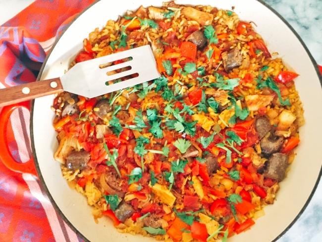Stovetop Paella – Recipe! Image 1