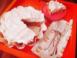 I can smell the Holidays in the air! Pumpkin Piehellip