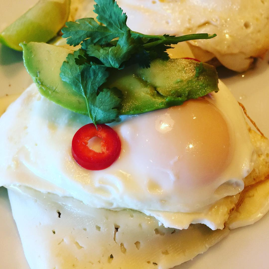 Start your weekend off right with a little Poached Egghellip