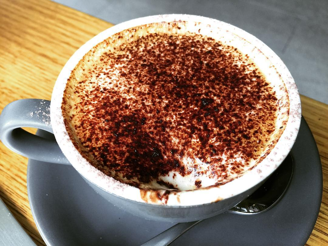 Another one please!! livelovelaughfood icoffee cappuccino Australia