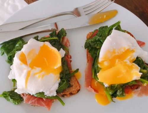 Green Eggs & Ham – Recipe!