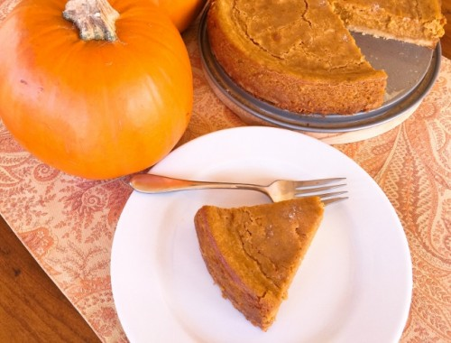 Pumpkin Butter Cake – Recipe!