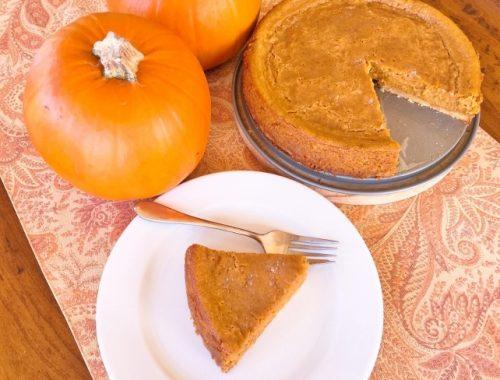 Pumpkin Butter Cake – Recipe!