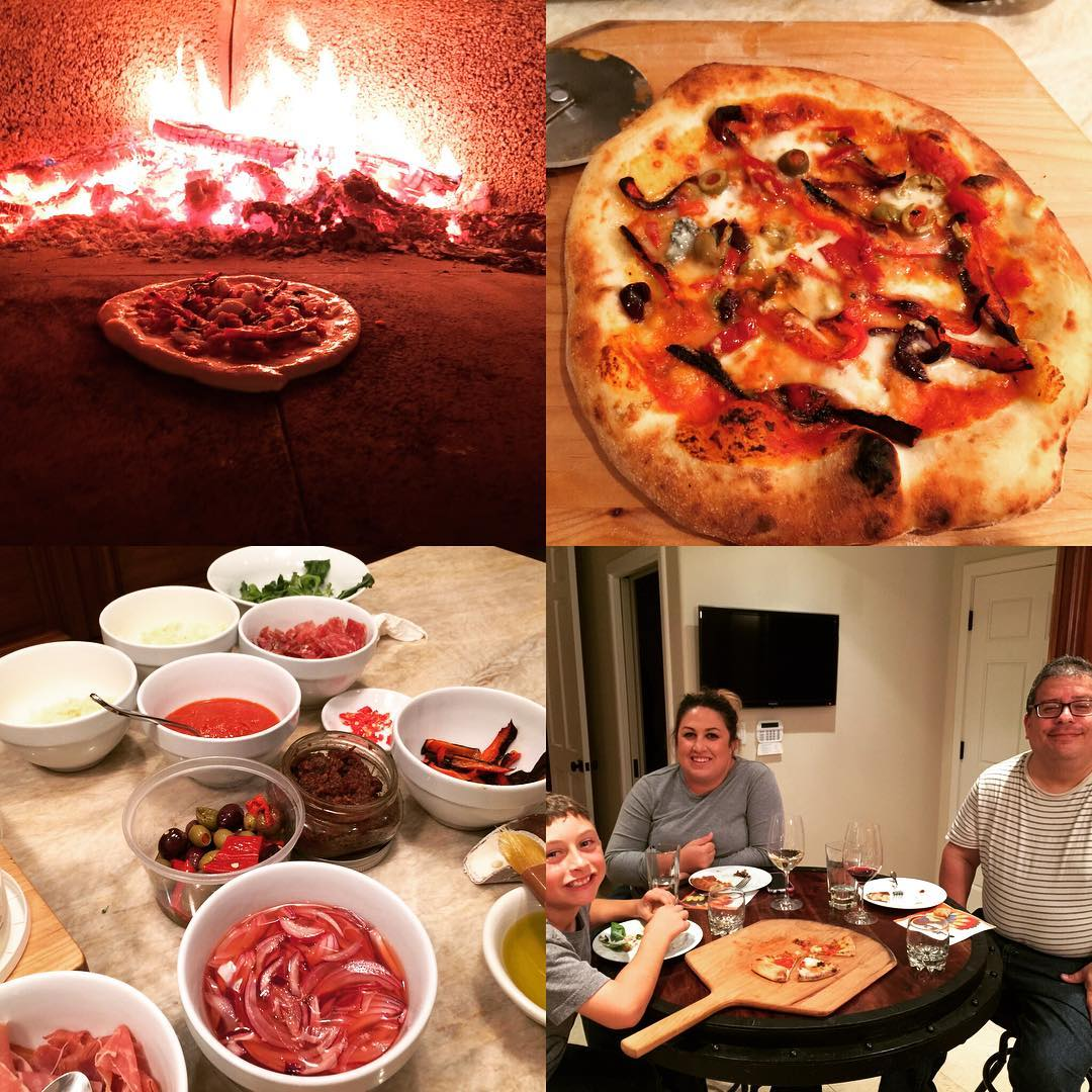 Pizza Night! postthanksgiving pizzanight livelovelaughfood