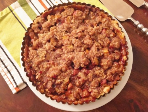 Caramel Apple Tart – Recipe!