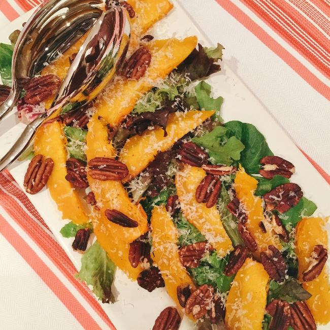 Pumpkin Pecan Salad – Recipe! Image 1