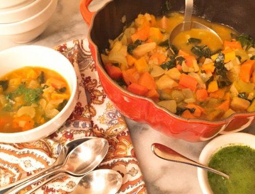 Roasted Crowns of Broccoli with Preserved Lemon Yogurt – Recipe! Image 10