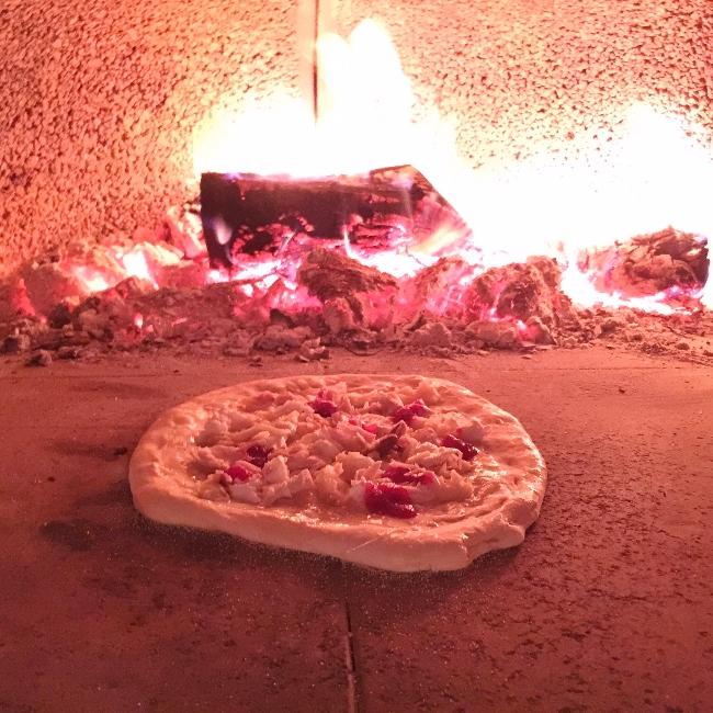 Turkey, Potato & Cranberry Pizza – Recipe! Image 2