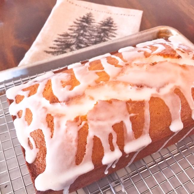Gluten-Free Eggnog Pound Cake – Recipe! Image 3