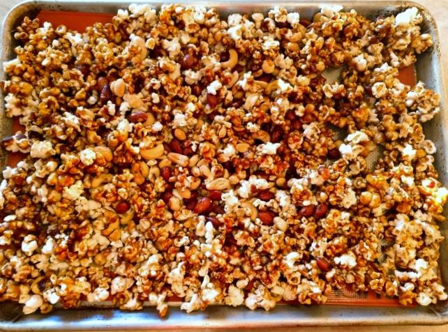 Nutty Holiday Caramel Corn – Recipe! Image 2