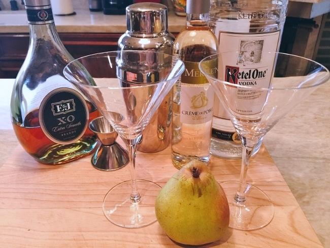 Pear Martini – Recipe! Image 3