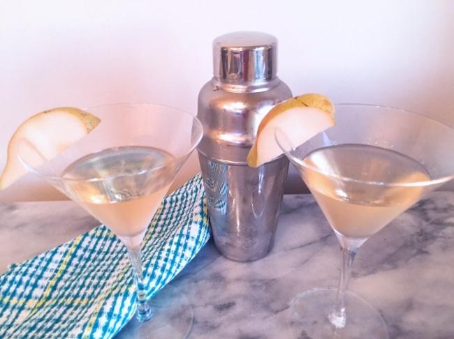 Pear Martini – Recipe! Image 2