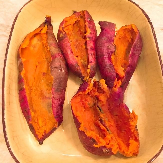 Twice Baked Sweet Potatoes – Recipe! Image 3