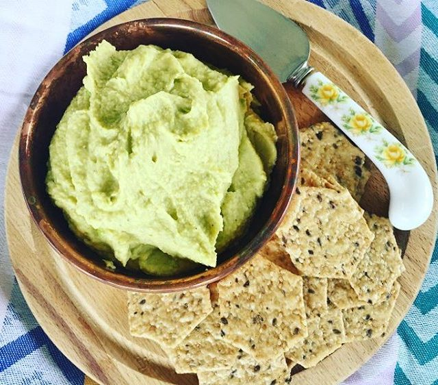 Fava Bean Hummus  Recipe! Whip up a batch andhellip