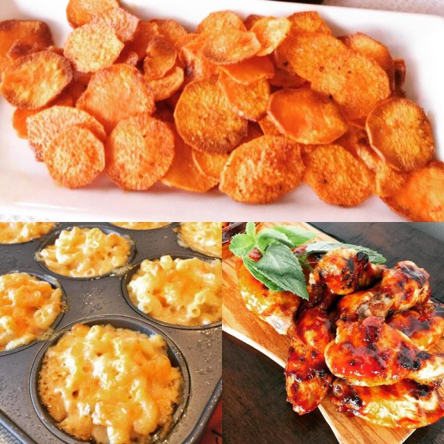 Social Sundays Game Day Appetizers! Start with Baked Smoky Sweethellip