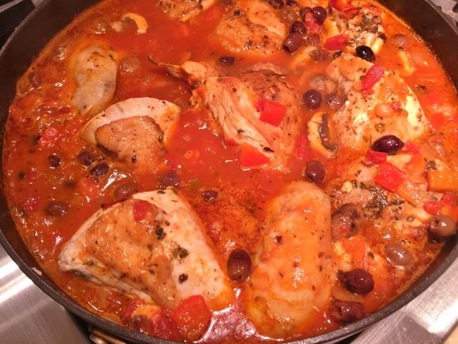 Chicken Cacciatore – Recipe! Image 4