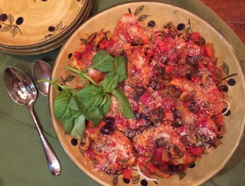 Moroccan Chicken with Preserved Lemon, Olives & Tomatoes – Recipe! Image 2