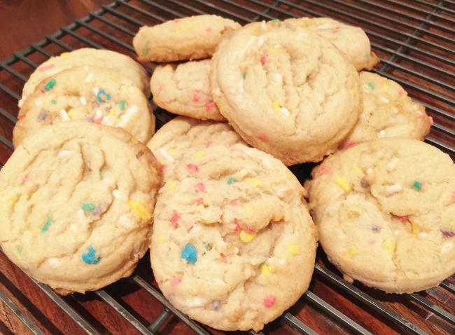 Confetti Sugar Cookies – Recipe! Image 1