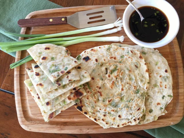Scallion Pancakes – Recipe!  Celebrate Chinese New Year! Image 1