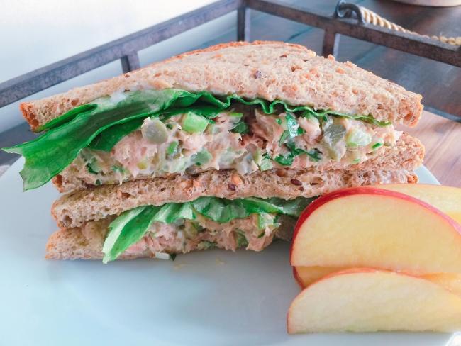 Tuna Salad Sandwiches – Recipe! Image 1