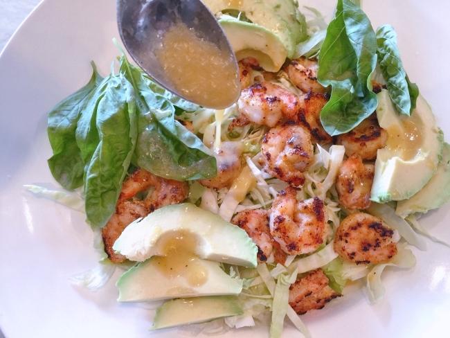 Crispy Shrimp & Avocado Salad – Recipe! Image 4