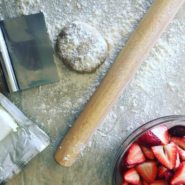 Working on a Rustic Tart Recipe! Cant wait!! livelovelaughfood tartshellip