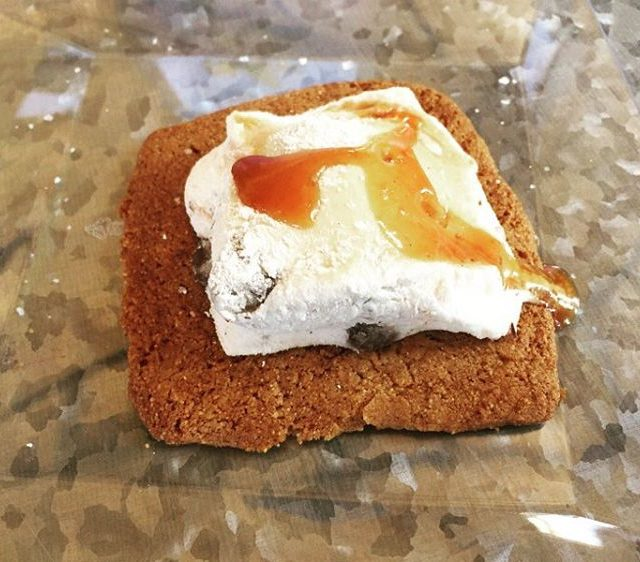 Homemade Smoky Smore  Louismill Kentucky! louismill louisville smores sweethellip
