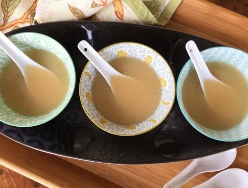 Crispy Tofu, Shiitakes & Asparagus Stir Fry – Recipe! Image 9