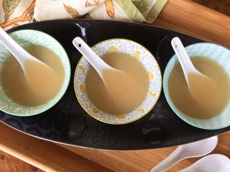 Miso Soup – Recipe! Image 1
