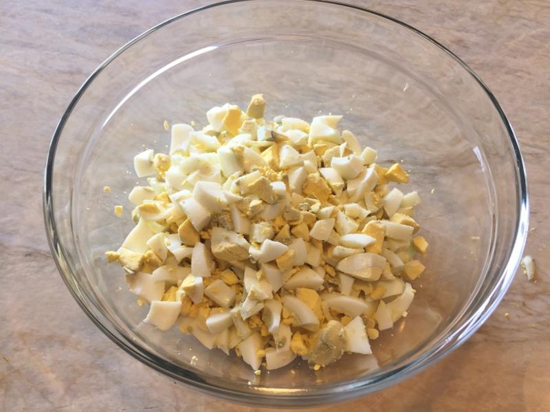 Springtime Egg Salad – Recipe! Image 4