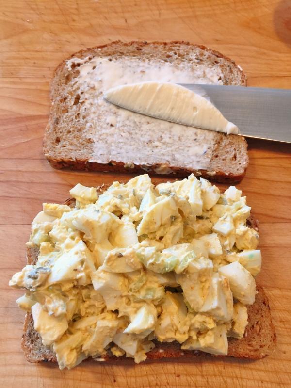 Springtime Egg Salad – Recipe! Image 8
