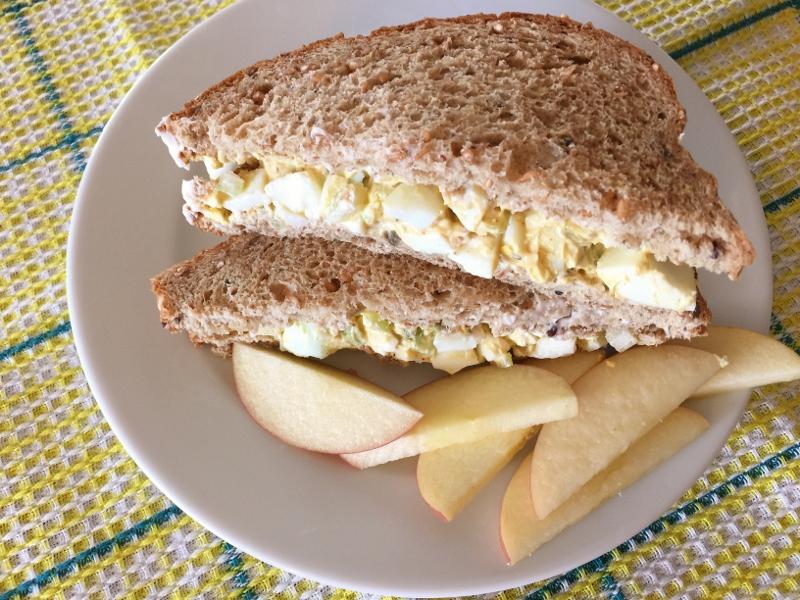 Springtime Egg Salad – Recipe! Image 9