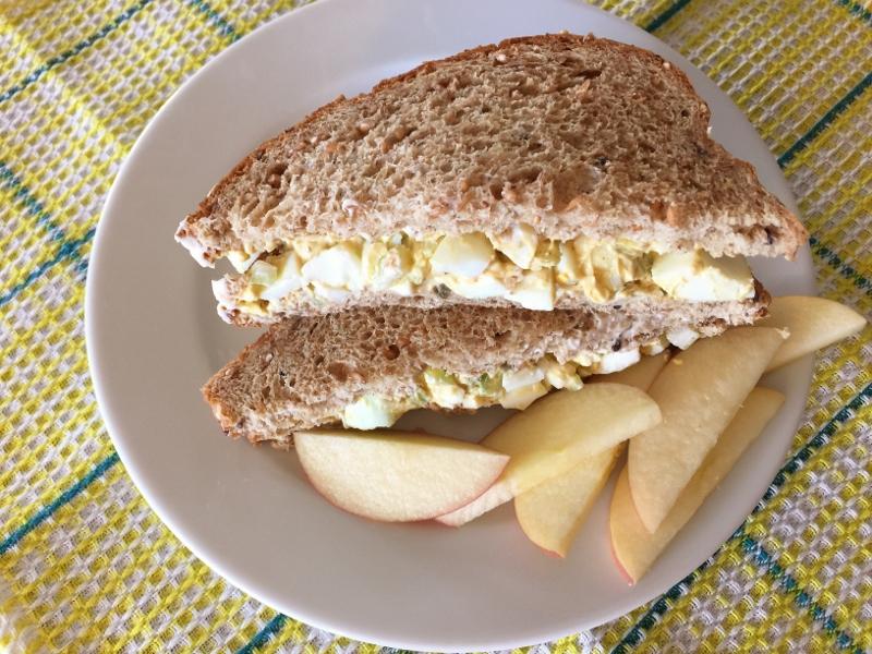 Springtime Egg Salad – Recipe! Image 1
