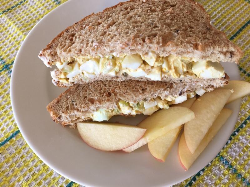 Springtime Egg Salad – Recipe! Image 2
