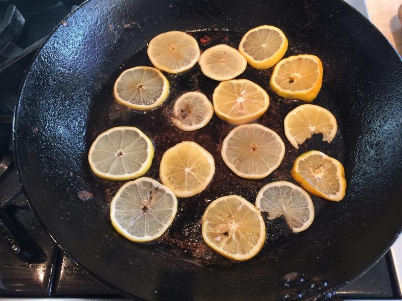 Social Sundays — Roasted Lemon Garlic Chicken, Spring Greek Salad and Lavender Creme Brulee! Image 17